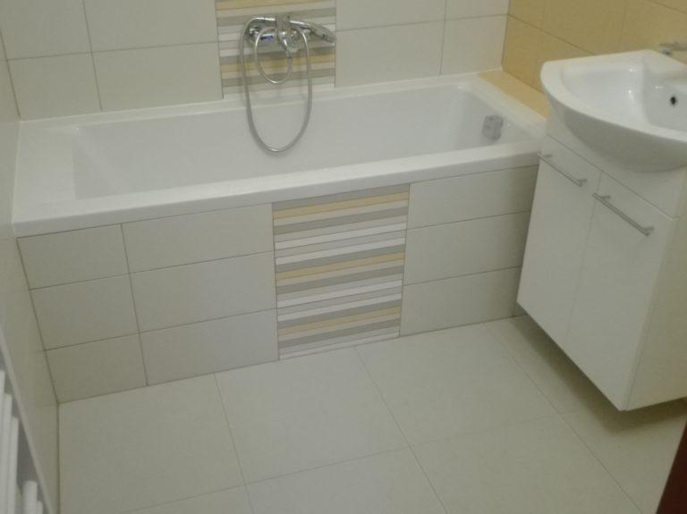 rekonstrukce koupelny 1