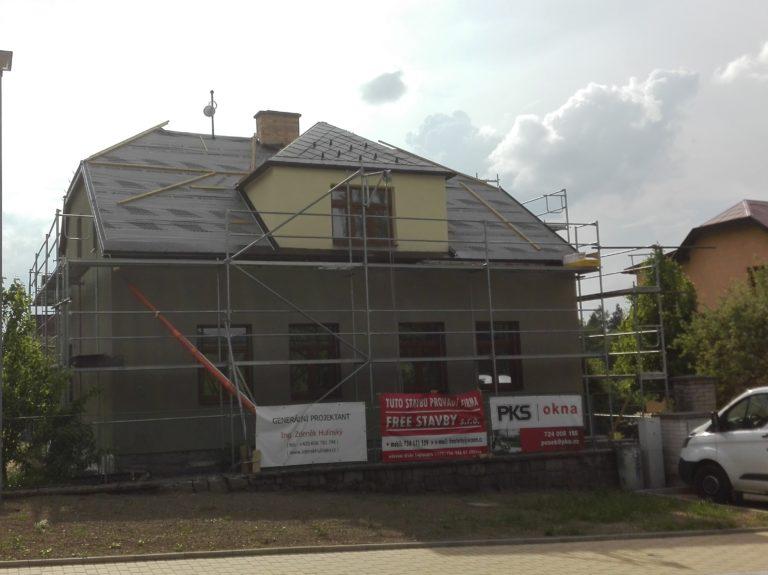 Rekonstrukce starého domu 1